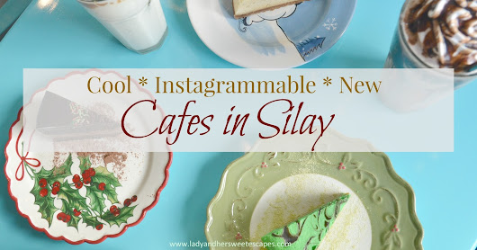 Lady & her Sweet Escapes: Cool Instagrammables Cafes in Silay