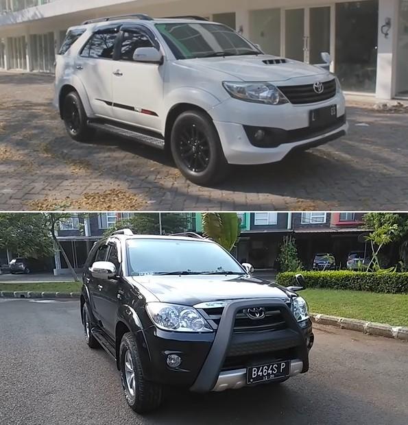 Intip Harga Mobil Bekas Toyota Fortuner 2005 2011 Lengkap Dengan Kelebihan Dan Kekurangan Toyota Fortuner Generasi Pertama Toyota Asia