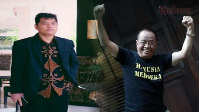 Said Didu Dibekingi Tim Advokat Dipimpin Purnawirawan TNI Lawan Luhut