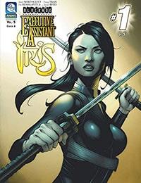 Executive Assistant Iris (2018) Comic