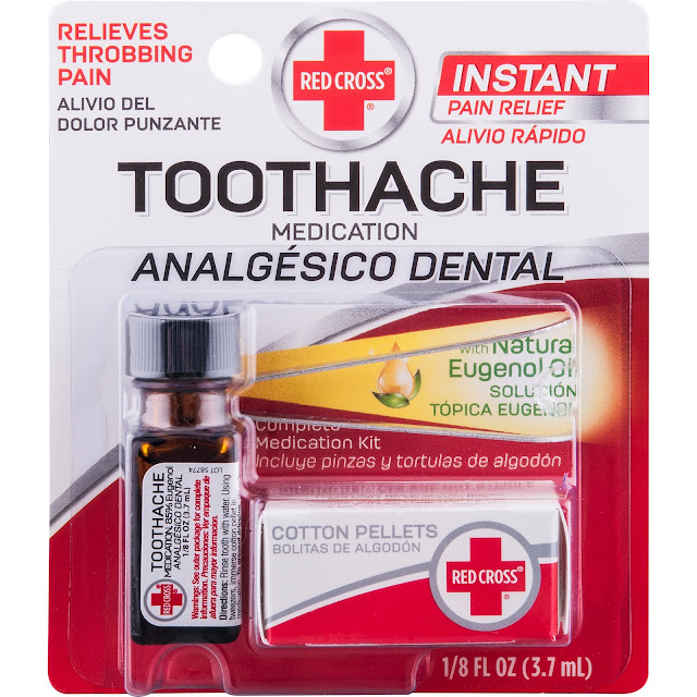 toothache product