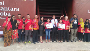 Festival Literasi Nusantara digelar di Samosir