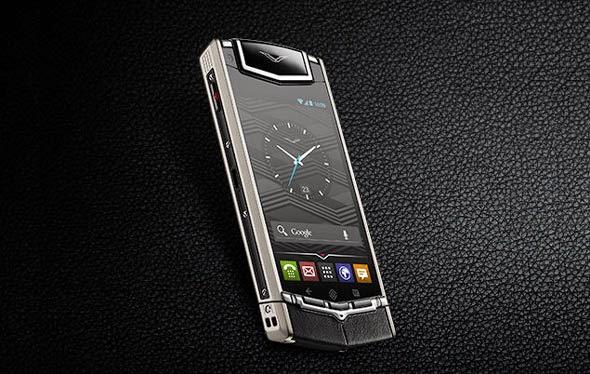 Smartphone Vertu TI,Android Dengan Harga ratusan Juta