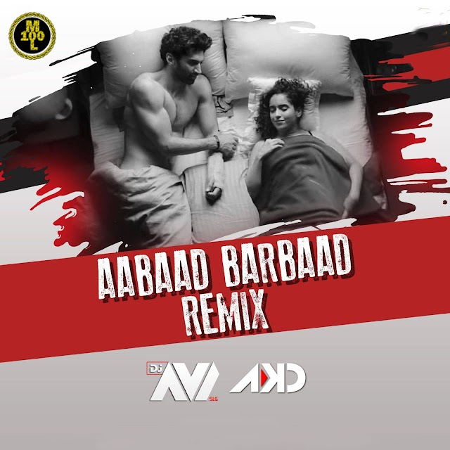 Aabaad Barbaad Remix Avi and AKD