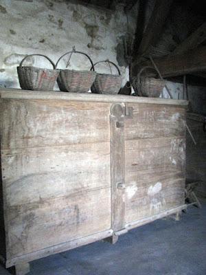 objetos agrícolas de antiga propriedade rual