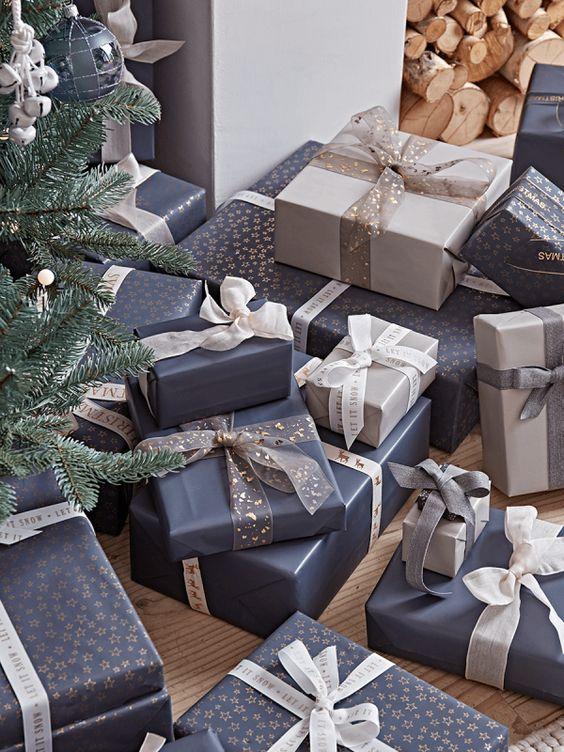 Jak zapakować prezenty świąteczne?