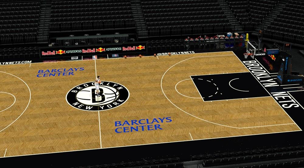 81759338819 NBA 2K14 Brooklyn Nets Court Update - NBA2K.ORG