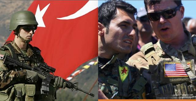 """تركيا ترفضون اقتراح واشنطن """"إنها الحرب"""" يحذرون روسيا ايضا"""