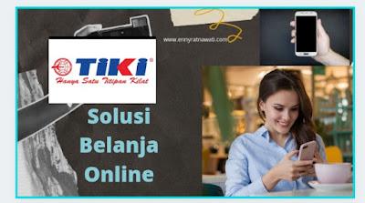 tiki, solusi aman dan nyaman berbelanja online