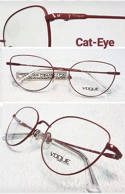 Vogue VO4128 cat eye 典雅貓形女裝眼鏡