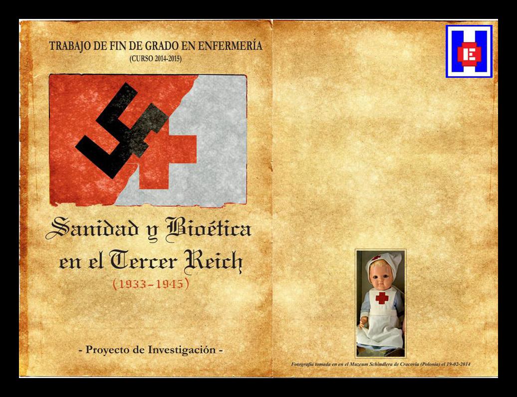 ENFERMERIA AVANZA: SANIDAD Y BIOÉTICA EN EL TERCER REICH 1933 – 1945
