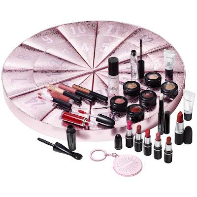Kalendarz adwentowy MAC Cosmetics 2020