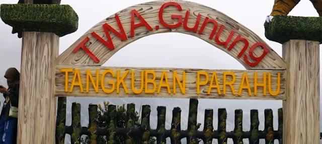 Wisata Gunung Tangkuban Perahu, Wisata Lembang Bandung