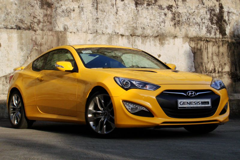 Review: 2013 Hyundai Genesis Coupe 3.8 V6