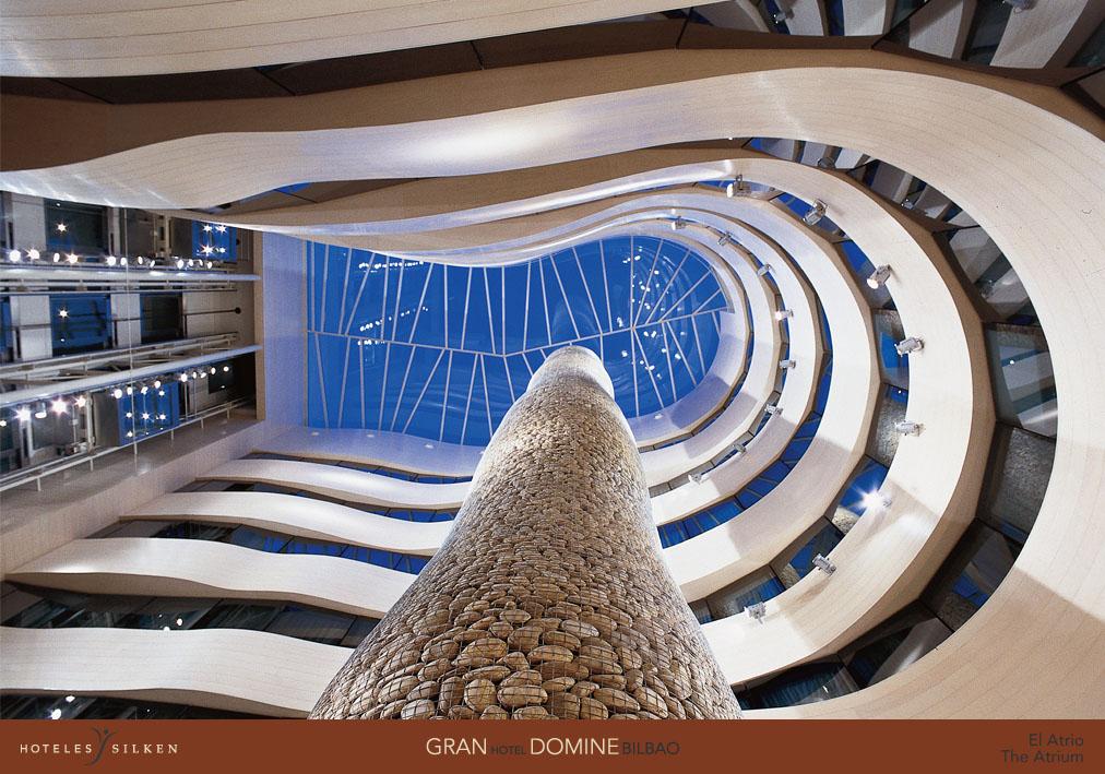 Rooms: Silken Gran Hotel Domine Bilbao