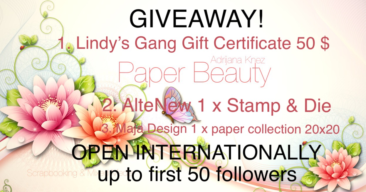 Giveaway from Adrijana Knez