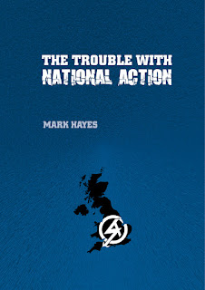 Cover of The Trouble WIth National Action by Mark Hayes