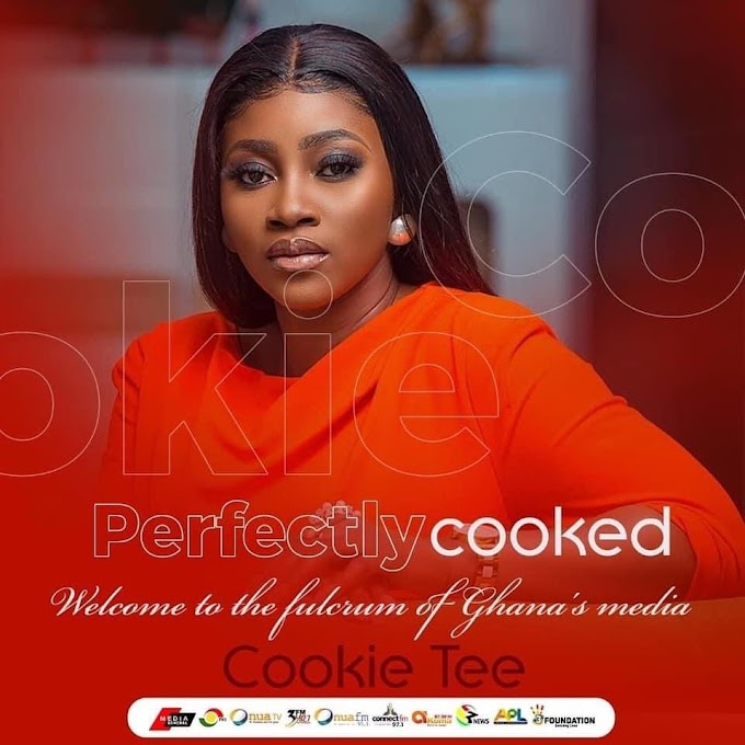 Media personality, Cookie Joins Media General TV3