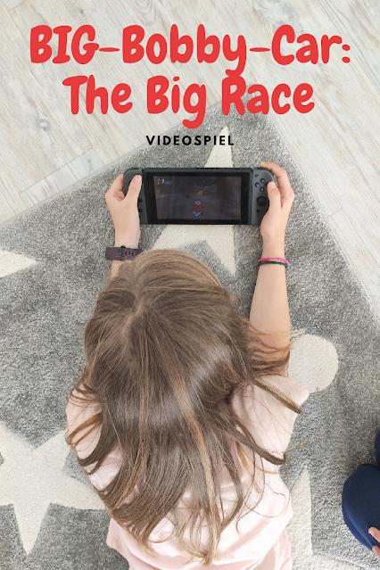 Videospiel BIG-Bobby-Car: The Big Race