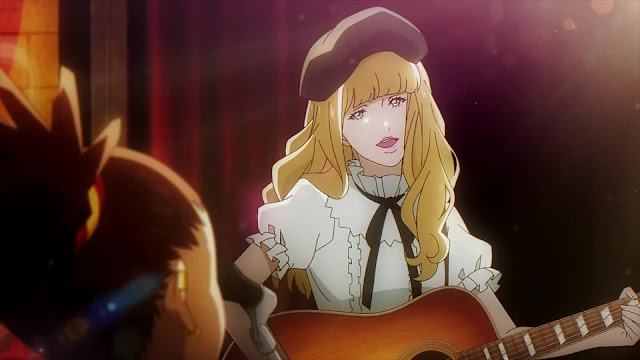 Carole & Tuesday Episode 5