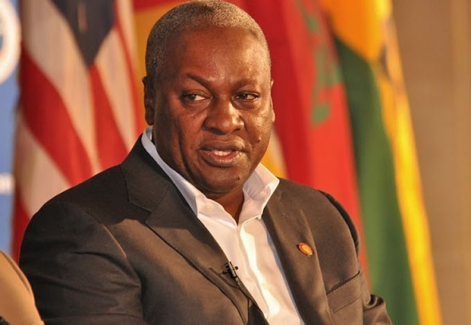 ECOWAS appoints Mahama to co-chair The Gambia mediation process