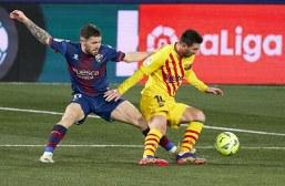 Barcelona vs Huesca Preview and Prediction 2021