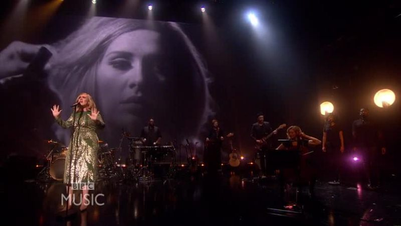 """Watch Trailer For Adele's """"Hello"""" First Live Performance 