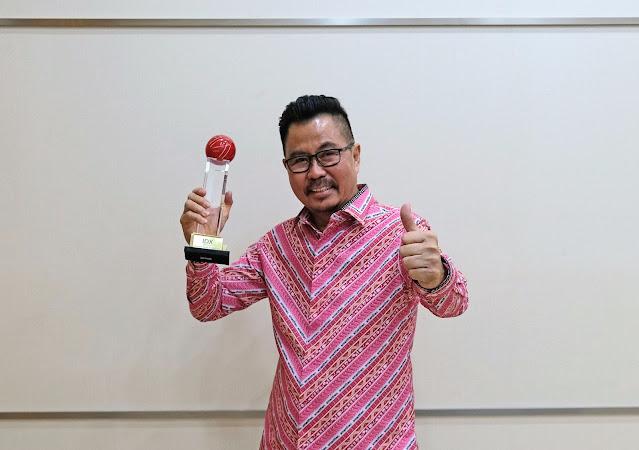 Wow! Berkat Teman Kreasi Indonesia, Smarfren Kembali Raih Penghargaan Bergengsi Anugerah Inovasi Indonesia 2021