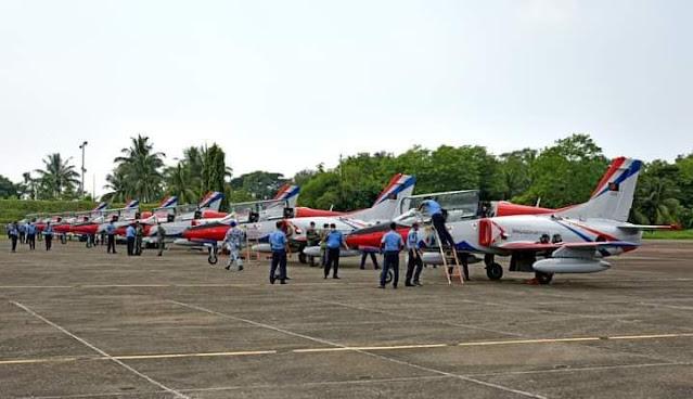 বাংলাদেশ বিমান বাহিনীতে  নতুন ০৭টি  প্রশিক্ষণ বিমান সংযুক্ত হতে যাচ্ছে
