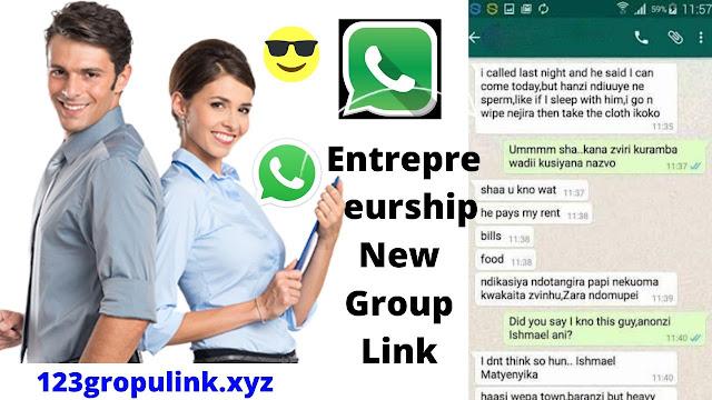 Join 800+ Entrepreneurship WhatsApp Group Link List
