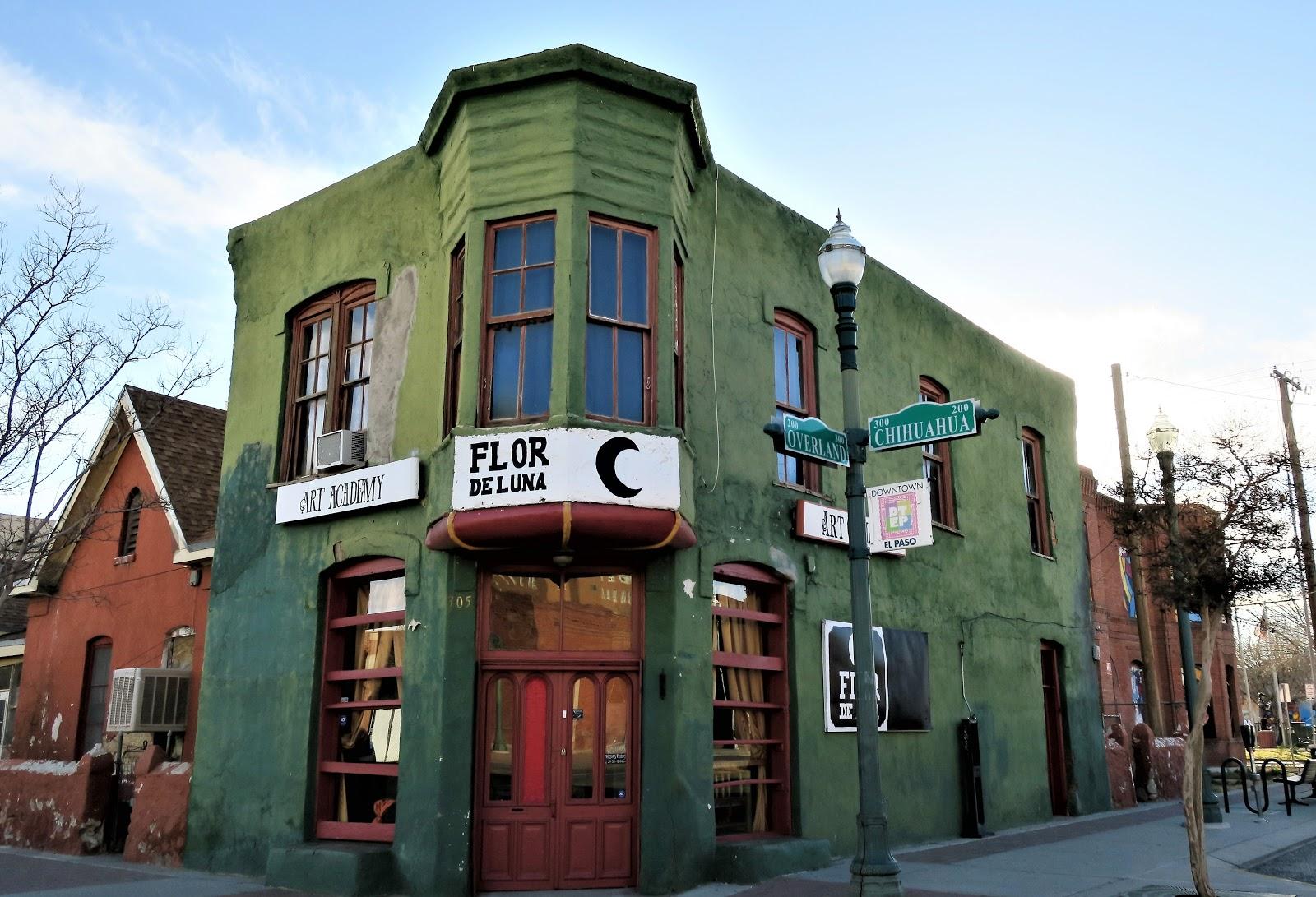 Living Rootless: El Paso: Duranguito #2: Renters