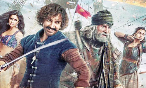 Latest Movies - Thugs of Hindostan - filmyfever.info