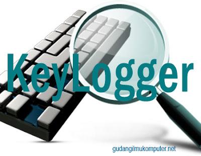Keyloger dan cara Kerjanya