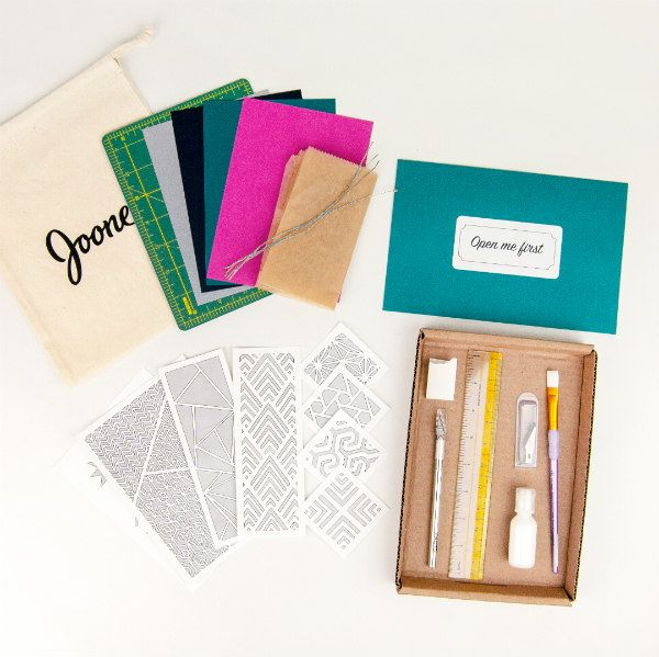 paper cutting supplies and materials