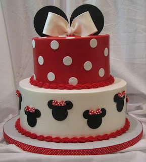 Minnie Mouse Cake Designs