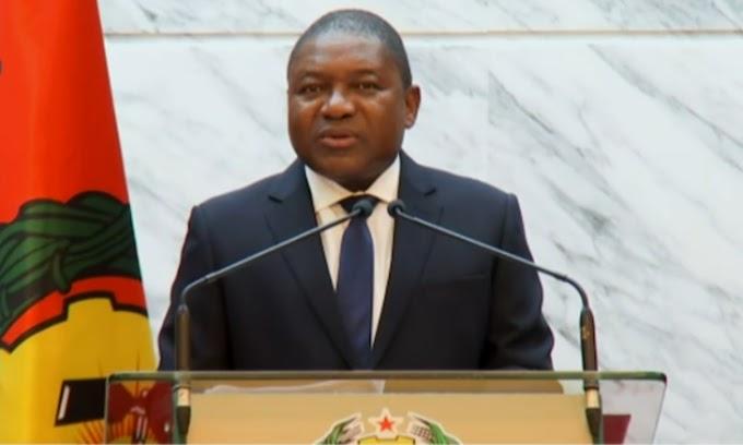 Moçambique coronavirus obrigá Filipe Nyusi a prorrogar estado de emergência por mais um mês