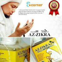[ ASLI 100% + Brosur ] MADU HITAM PAHIT AZ ZIKRA & SUPER AZ ZIKRA | AZZIKRA | ust Arifin Ilham