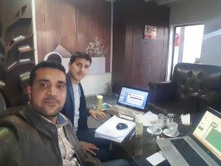 عماد صالح ماجستير ادارة اعمال