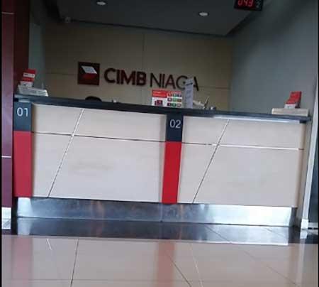 Alamat & Nomor Telepon Bank CIMB Niaga Ubud Bali