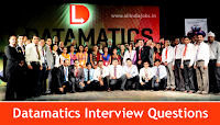 Datamatics Interview Questions