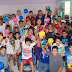 "Niños vallisoletanos celebran clausura de talleres ""Muuch Kambal"""