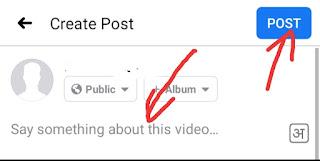 Facebook Par Video Kaise Upload Kare