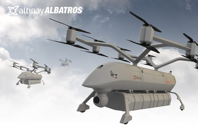 ALBATROS UAV