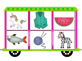 Looking for some fun and interesting Gross Motor Activities for toddlers? Look no further, these Alphabet Train Gross Motor Activities will make every child jump for joy when they're about to learn!