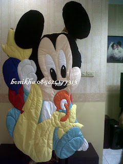 bed cover Mickey Mouse balita