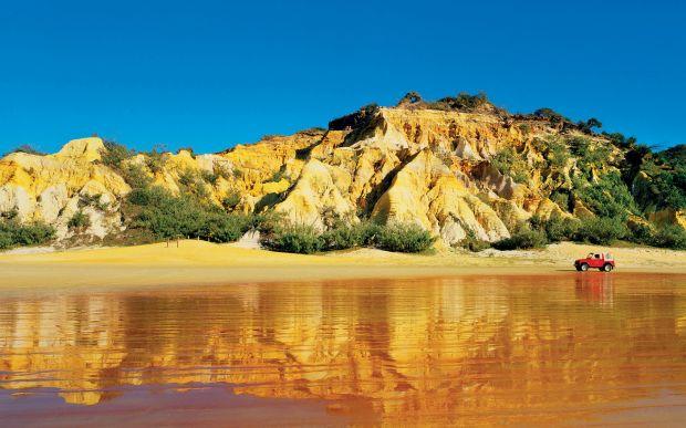 FRASER ISLAND QUEENSLAND, AUSTRALIA