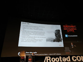 RootedCon 2020 - Stefano Maccalia - The enemy of your enemy is not your enemy