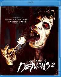 Night of the Demons 2 (1994) 300MB Hindi Dual Audio Download BluRay