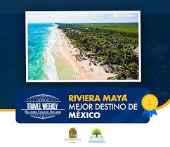 RIVIERA MAYA MEJOR DESTINO MÉXICO TRAVEL WEEKLY READERS 01