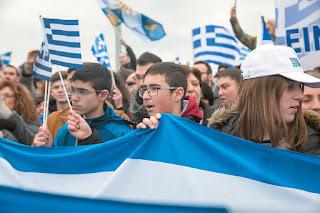 Την άκουσες, «παιχτούρα» μου; Η Μακεδονία είναι μία και ελληνική!